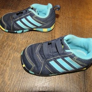 Adidas ortholite shoes toddler boy size 6
